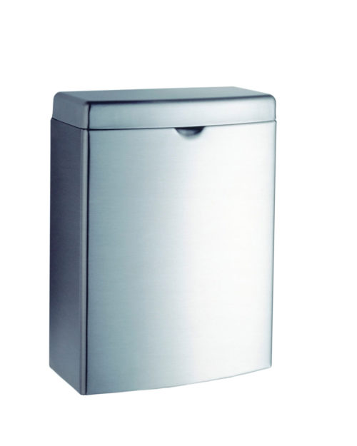 Gamco ND-1 Surface Mounted Sanitary Napkin Disposal