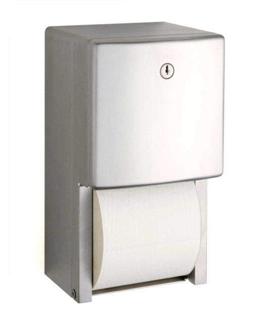 Bobrick-B-4288-Toilet-Paper-Dispenser