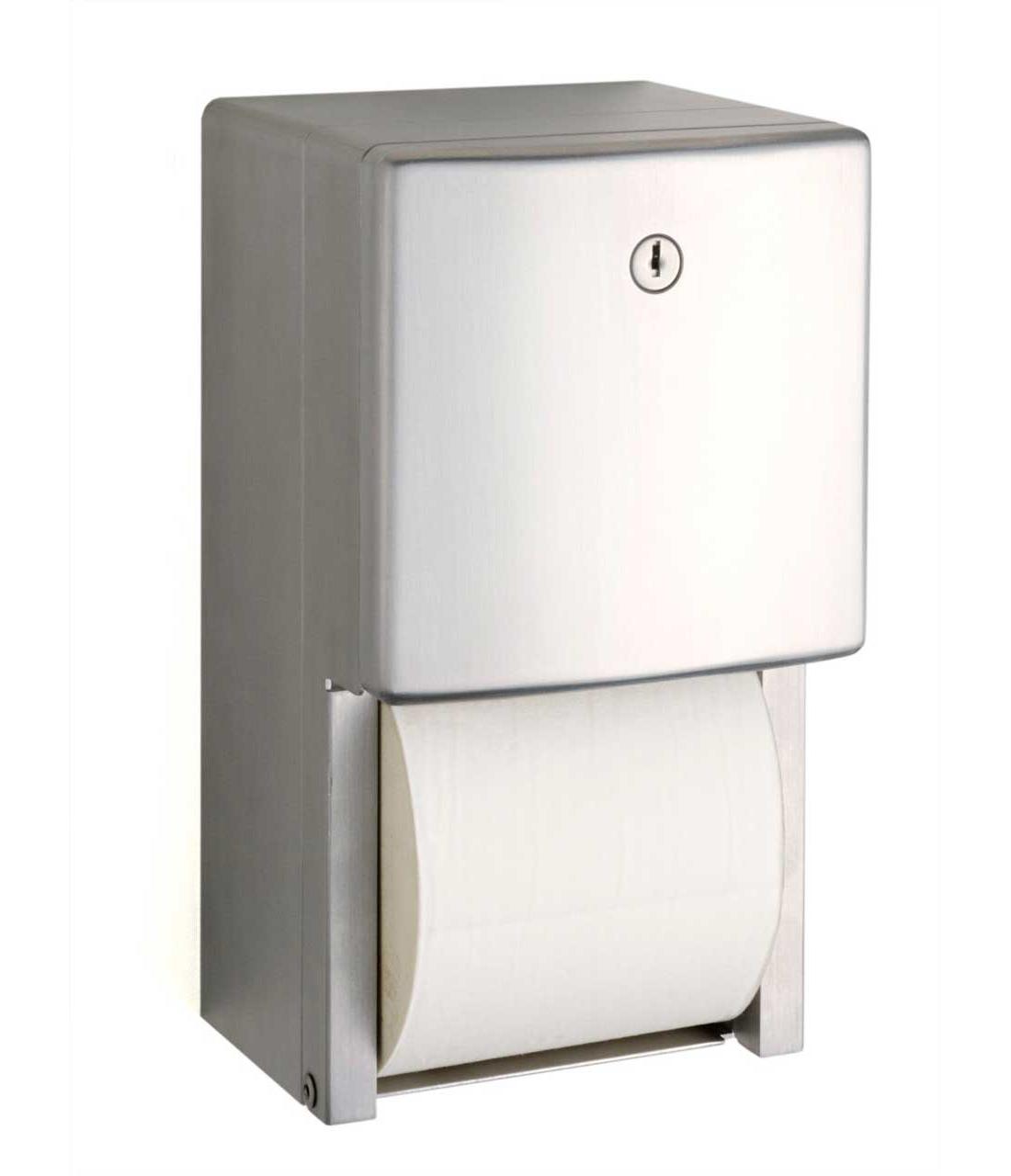 Bobrick-B-4288-Toilet-Paper-Dispenser