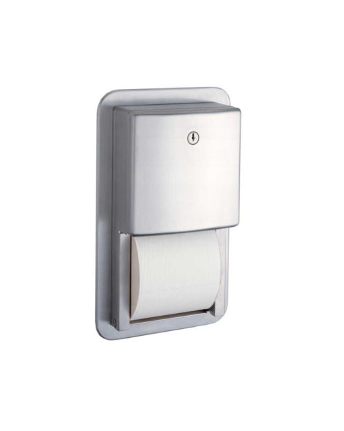 Bobrick B-4388-Toilet-Paper-Dispenser