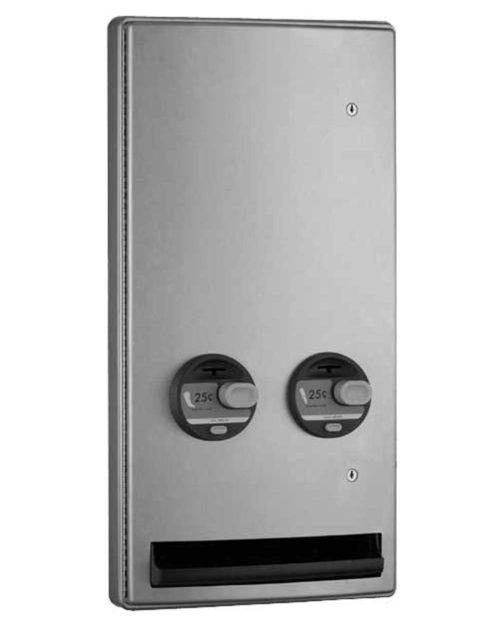 Bobrick-B-47064-Sanitary-Napkin-Vendor