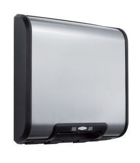 Bobrick 7128 115V TrimDry™ ADA Surface-Mounted Hand Dryer - Stainless Steel