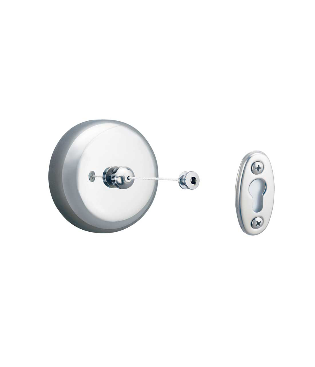 Gamco 7636 Surface-Mounted Retractable Clothesline