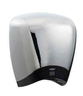 Bobrick 778 230V DuraDry™ Surface-Mounted High Speed Hand Dryer - Chrome