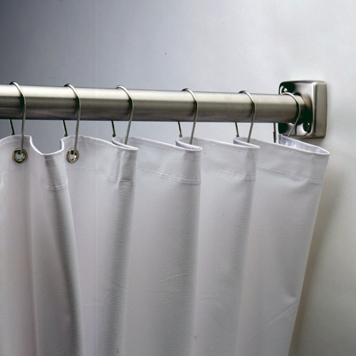 Bobrick-B-204-2- Shower-Curtain