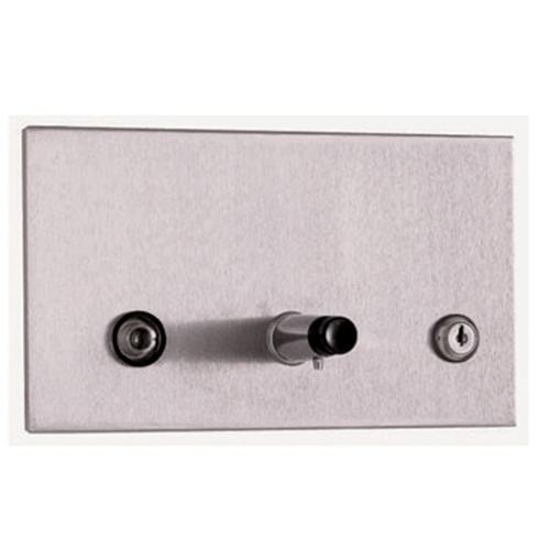 Bobrick B-306 TrimLine Series™ Recessed Soap Dispenser