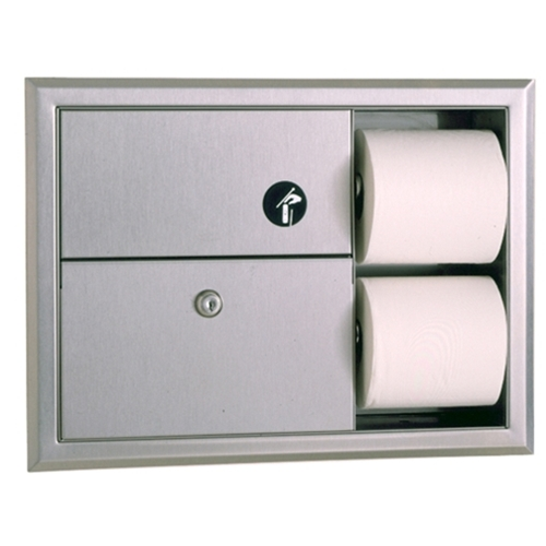 Bobrick B-3094 Toilet Paper Dispenser