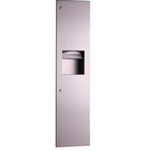 Bobrick B-38034 TrimLineSeries™ Recessed Paper Towel Dispenser & Waste Receptacle