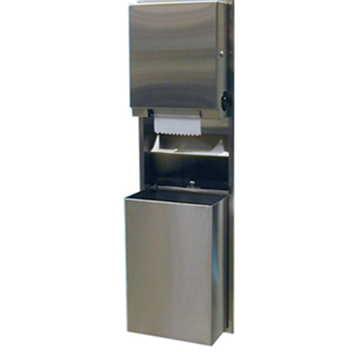 Bobrick B-3961 Paper Towel Dispenser