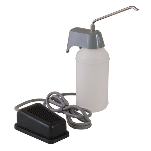 Bradley 6843 Foot Operated Surgical Soap Dispenser