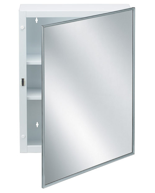 "Bradley 9664 Surface Mounted 16"" x 22"" Medicine Cabinet"