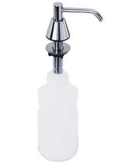 Gamco G-64LB Counter Mounted Soap Dispenser