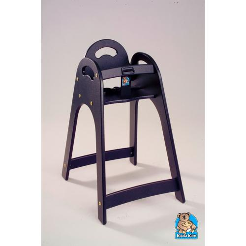 Koala Kare KB105-02 Black Designer High Chair