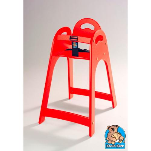 Koala Kare KB105-03 Red Designer High Chair