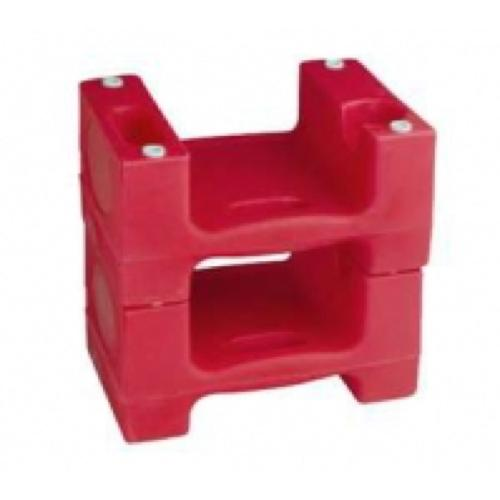 Koala Kare KB117-03 Red Booster Buddy 2 Pack
