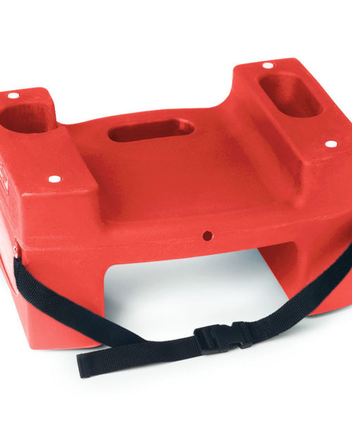 Koala Kare KB117-S-03 Red Booster Buddy 2 Pack with Strap