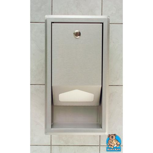 Koala Kare KB134-SSLD Stainless Steel Liner Dispenser