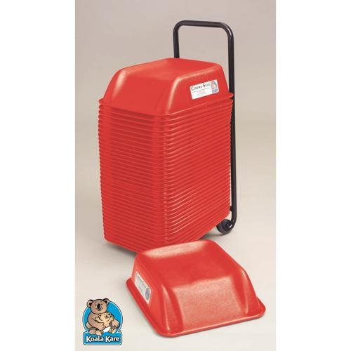 Koala Kare KB324-03 Red Cinema Booster Seat
