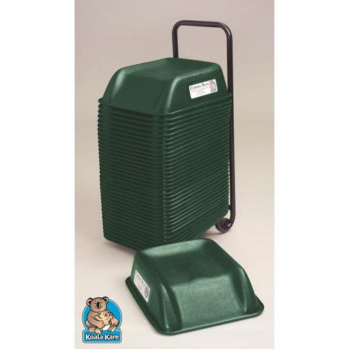Koala Kare KB324-06 Green Cinema Booster Seat