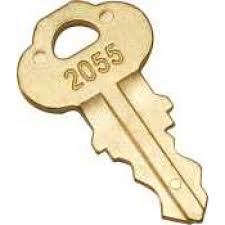 Bradley P15-398 Key for Door (pack of 5)