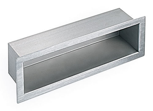 Bradley SA47 Recessed Security Shelf - Chase Mounted
