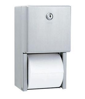 Gamco TTD-5 Surface-Mounted Multi-Roll Toilet Tissue Dispenser